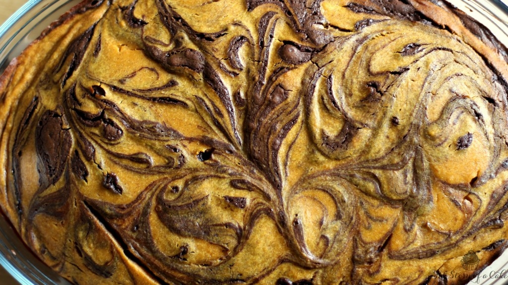 Čokoládové tekvicové brownies