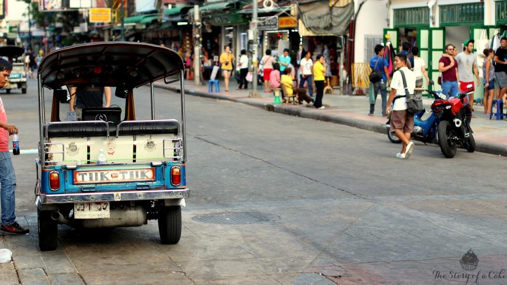 Thajsko & Kambodža