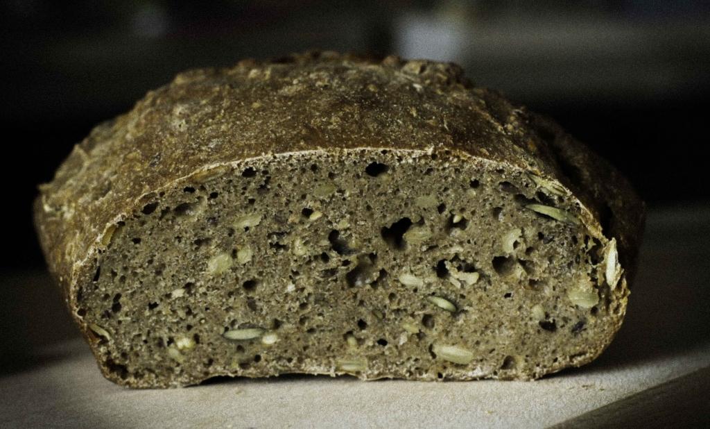 Domáci kváskový chlieb