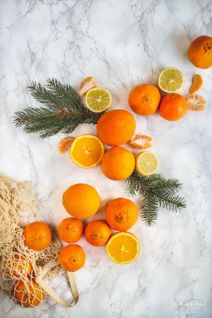 Mikulášska GIVEAWAY a čoko koláč s pomarančovou kôrou (bez múky)