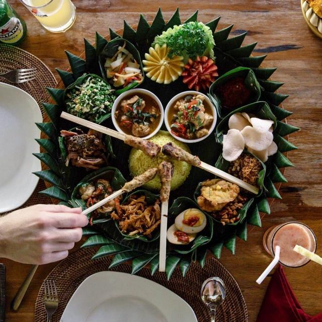 Takyto foodgasm si prosim este raz balinesefood is the best!
