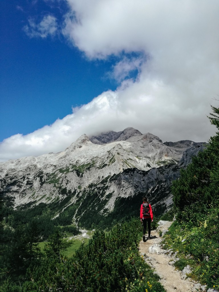 Slovinsko (Julské Alpy)