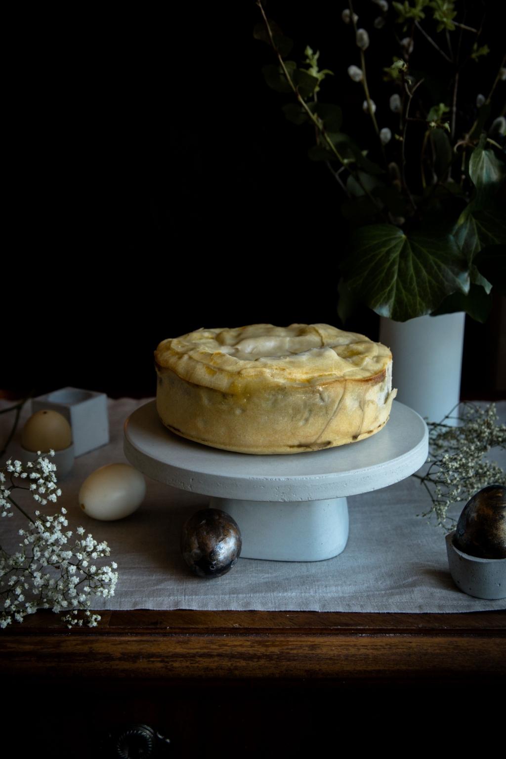 Štrúdlová torta a spolupráca so Sashe