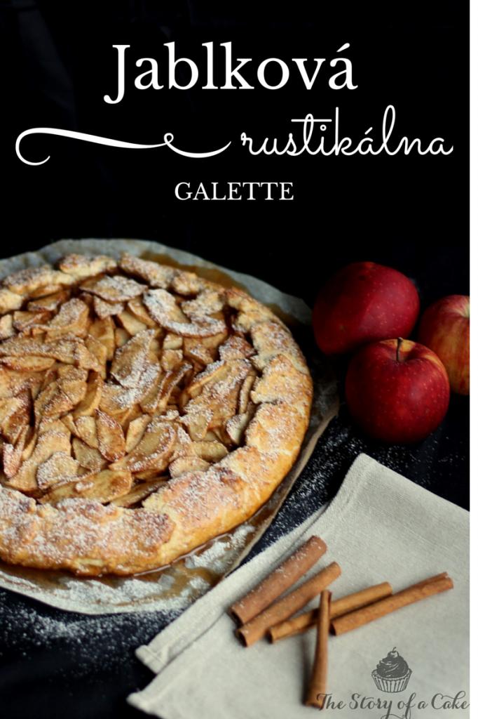 apple galette promo