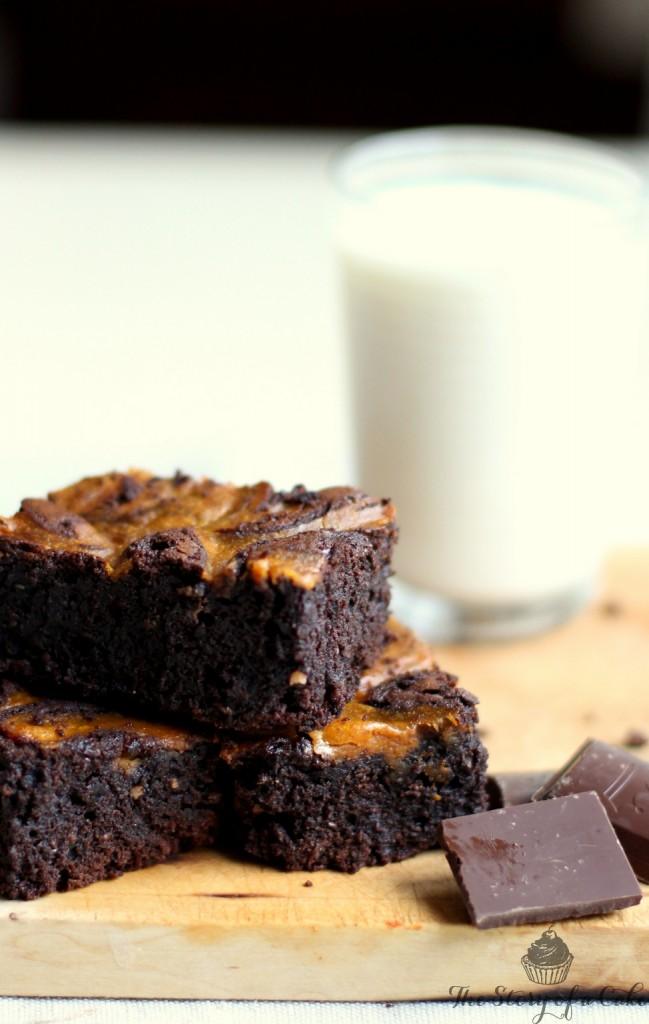 cokoladove tekvicove brownies 10