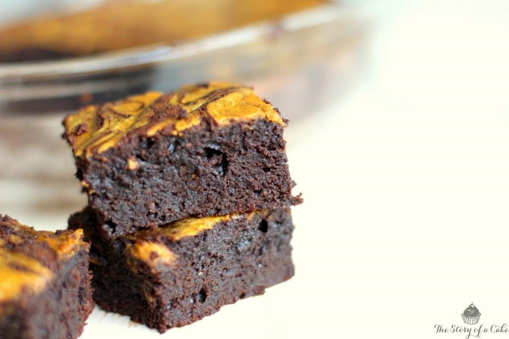 cokoladove tekvicove brownies 7