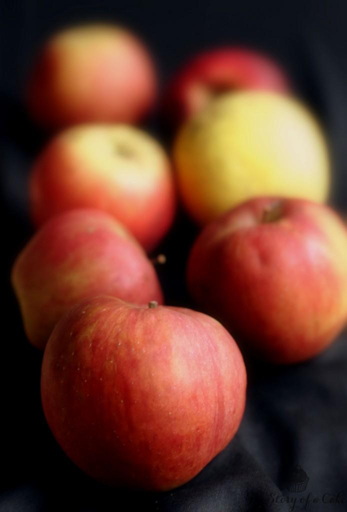 jablkova galette 1