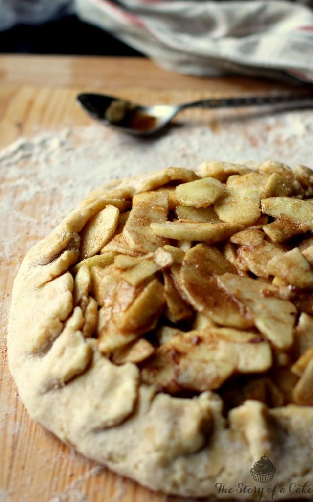 jablkova galette 7