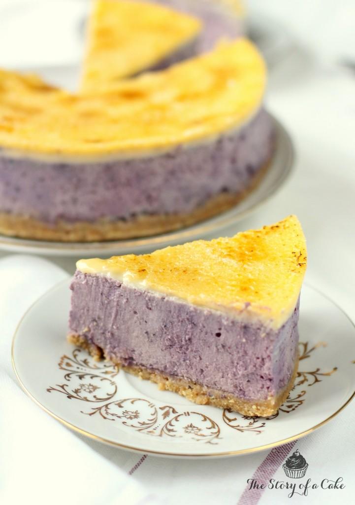 creme brulee cheesecake9