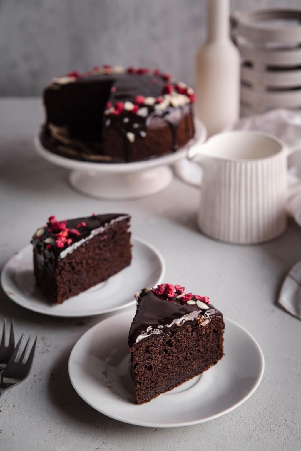 Cviklová torta