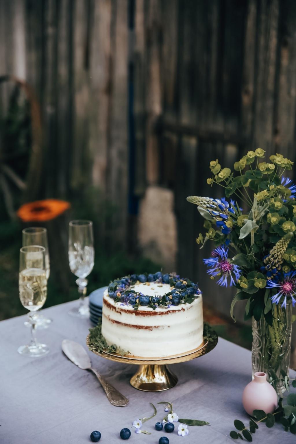 Sviatočná torta